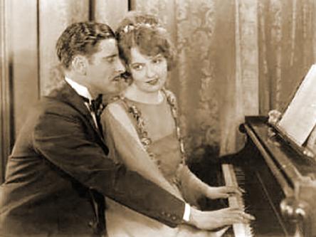 vintage film 1925
