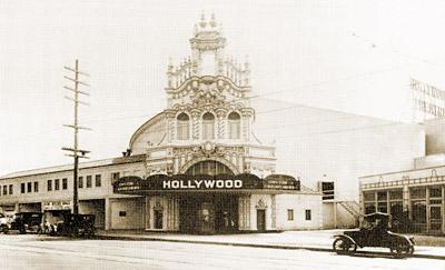 Portland Oregon Theatres on Silent Era   Theaters   Usa   Oregon   Portland   Hollywood Theatre
