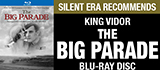 The Big Parade on Blu-ray