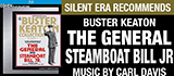 General / Steamboat Bill Jr BD