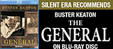 The General on Blu-ray Disc