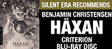 Haxan Blu-ray Disc