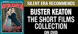 Keaton Short Films Blu-ray Disc