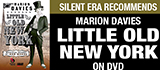 Little Old New York DVD