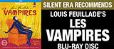 Les Vampires on Blu-ray